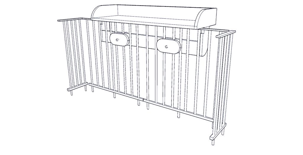 bar pour balcon